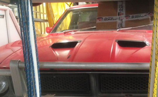 1975 Ford XB GS