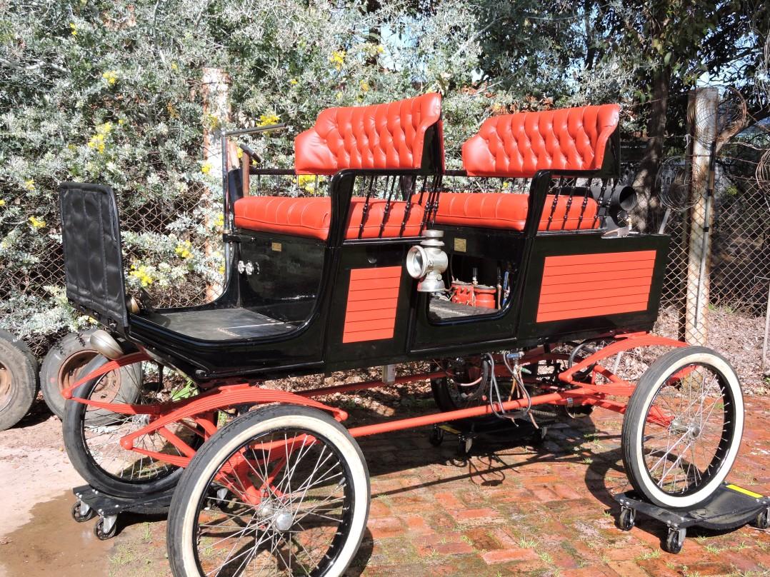 1901 Locomobile Surrey # 5