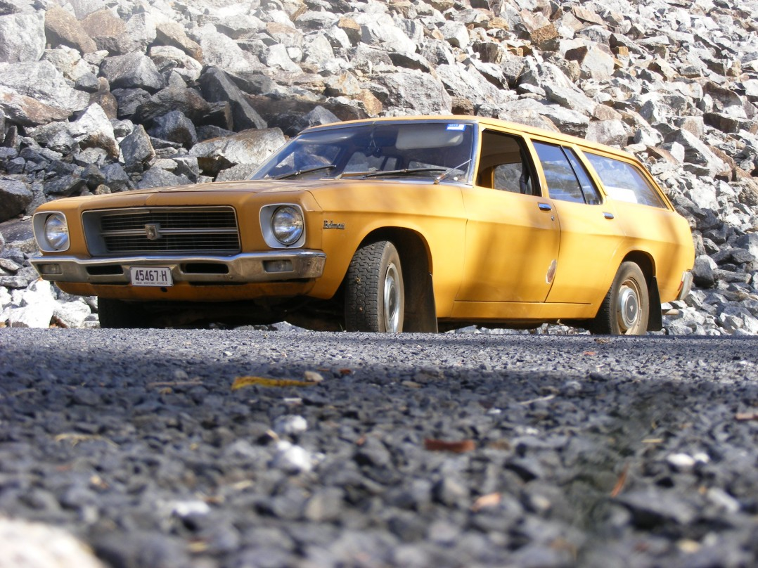 1971 Holden BELMONT