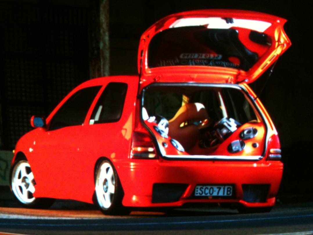 1996 Toyota STARLET LIFE