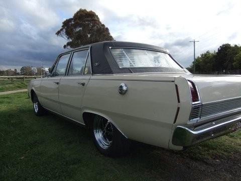 1969 Chrysler VALIANT VIP