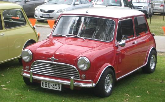1969 Morris Cooper S