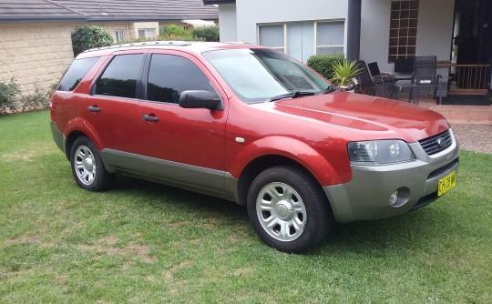 2006 Ford TERRITORY TS