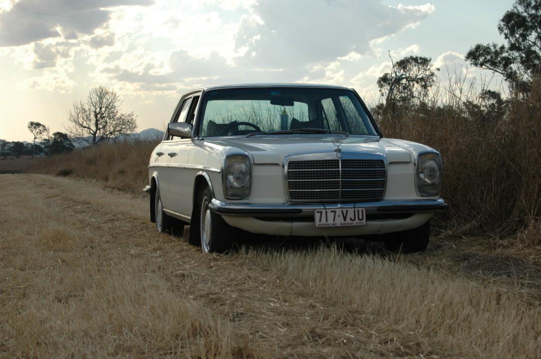 1974 Mercedes-Benz 280 E