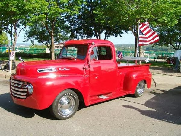 1948 Ford Pro-Street Pick-Up Truck
