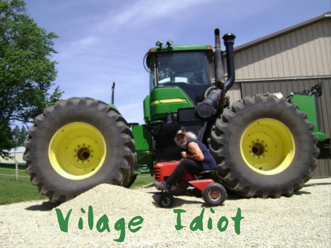1954 Hiller Yard Hand 1.6 HP tractor
