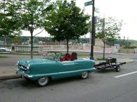 1954 Nash Drop Top