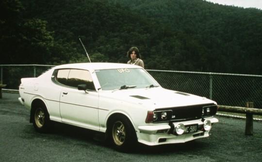 1973 Datsun 180B SSS