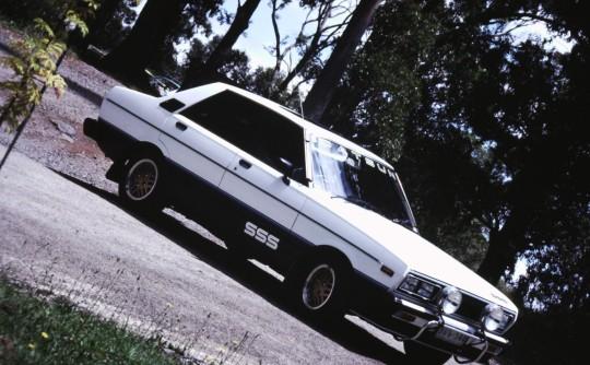1981 Nissan Stanza SSS