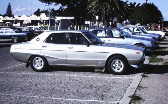 1975 Datsun 240K GT