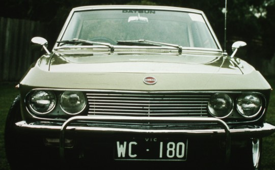 1966 Nissan CSP311 Silvia