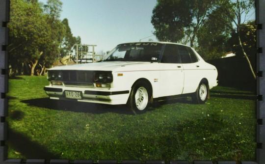 1980 Datsun 200B SX