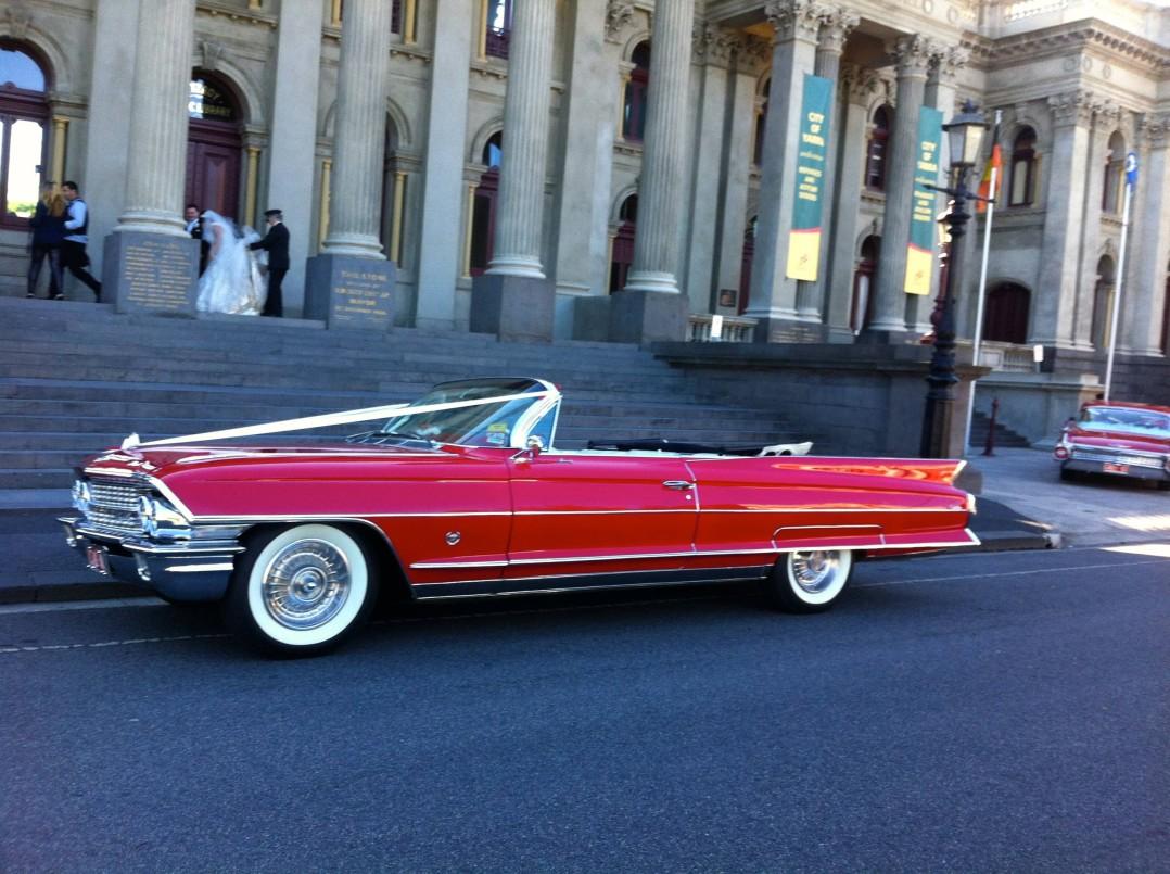 1959 Cadillac 1962 Eldarado Biraz