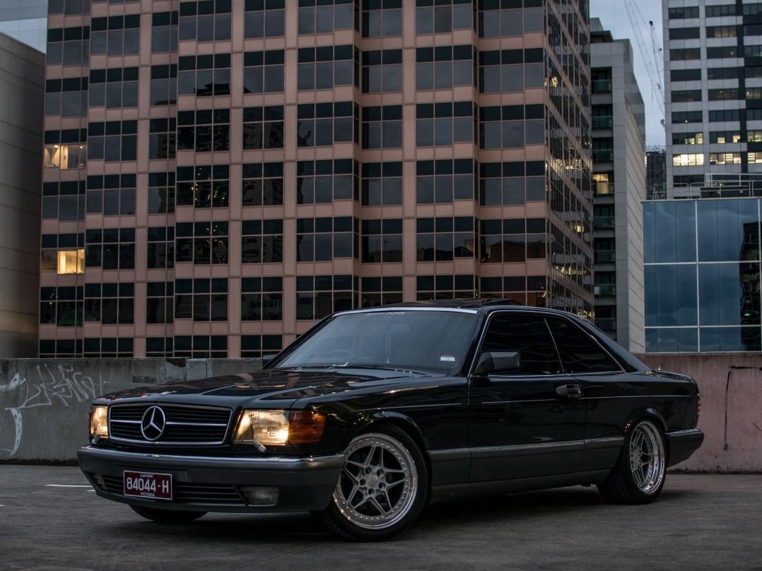 1988 Mercedes-Benz 500 SEC