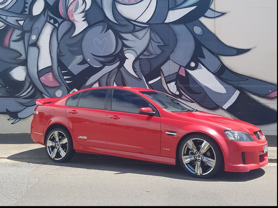 2010 Holden COMMODORE SS
