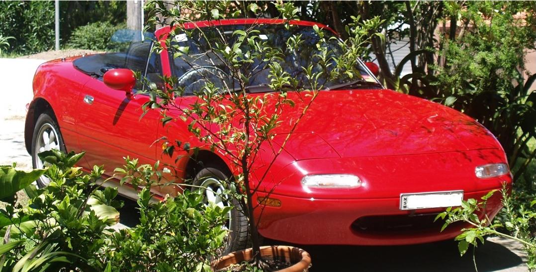 1989 Mazda MX5