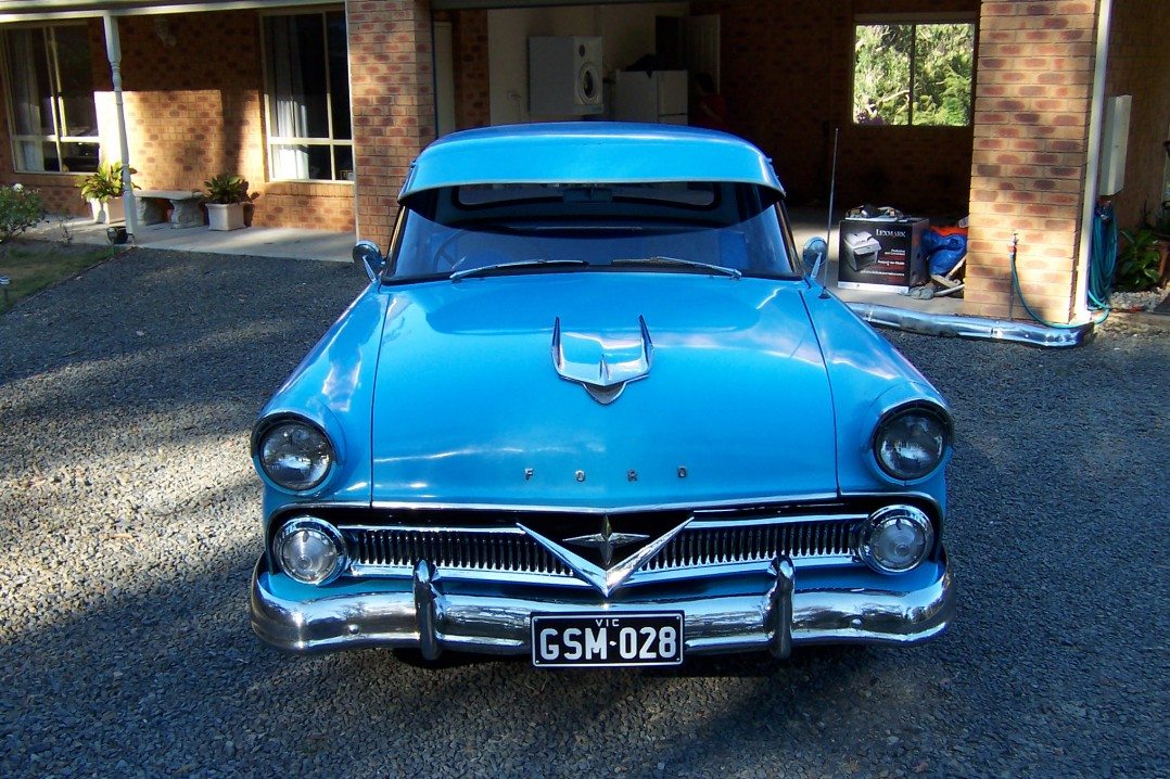 1959 Ford Mainline