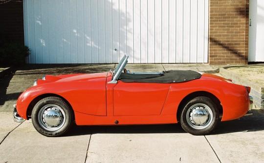 1960 Austin Healey Sprite Mk 1