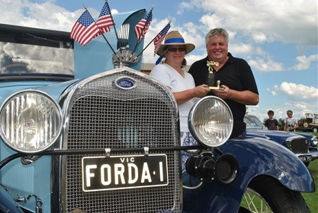 1928 Ford MODEL  A OPEN CAB PICK-UP