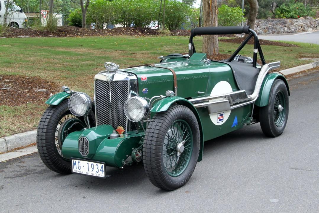 1934 MG MAGNETTE