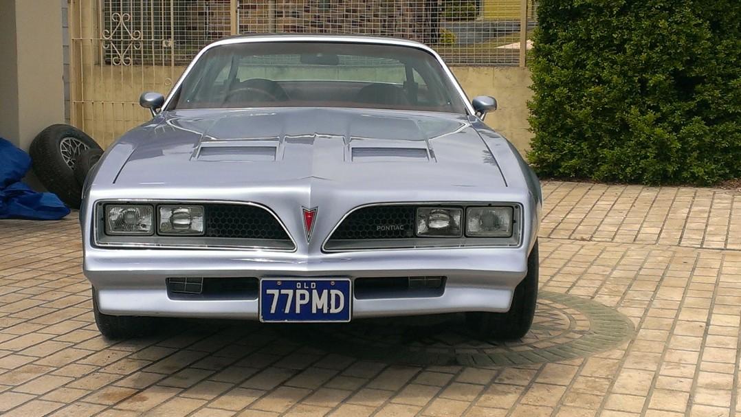 1977 Pontiac FIREBIRD FORMULA