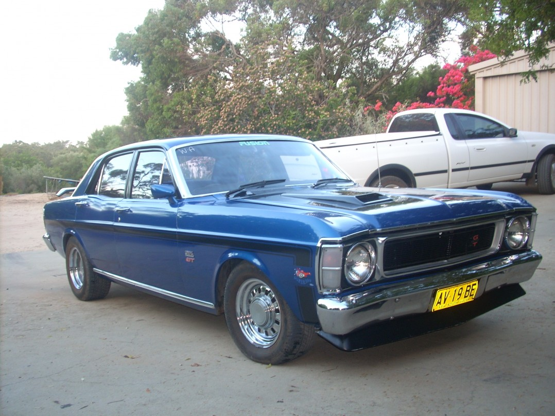 1970 Ford Falcon XW