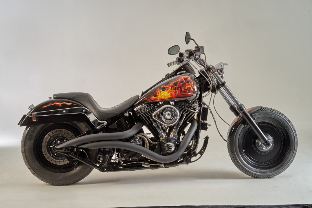 2003 Harley-Davidson 1340cc FLST HERITAGE SOFTAIL
