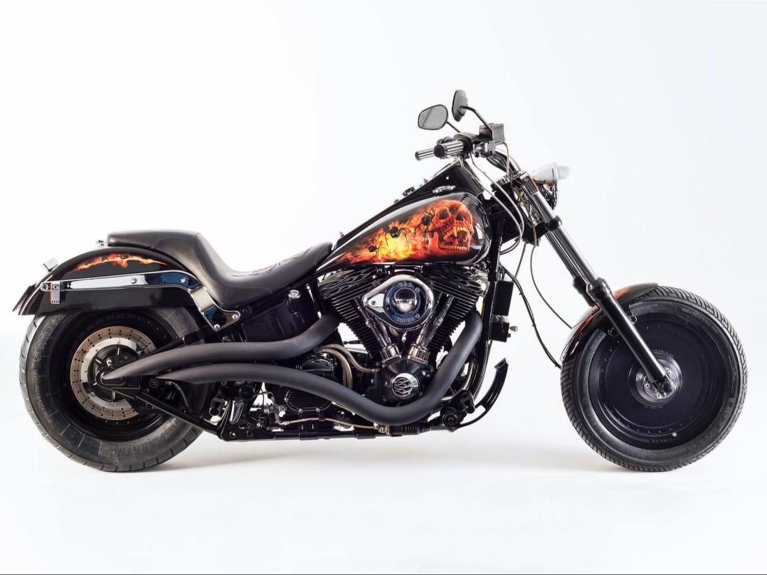 1993 Harley-Davidson 1340cc FXSTC SOFTAIL CUSTOM