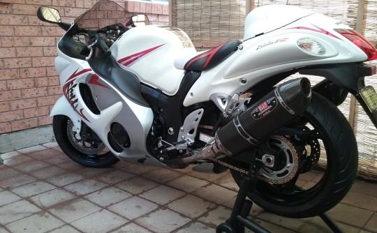 2008 Suzuki 1340cc GSX1300RZ (HAYABUSA)