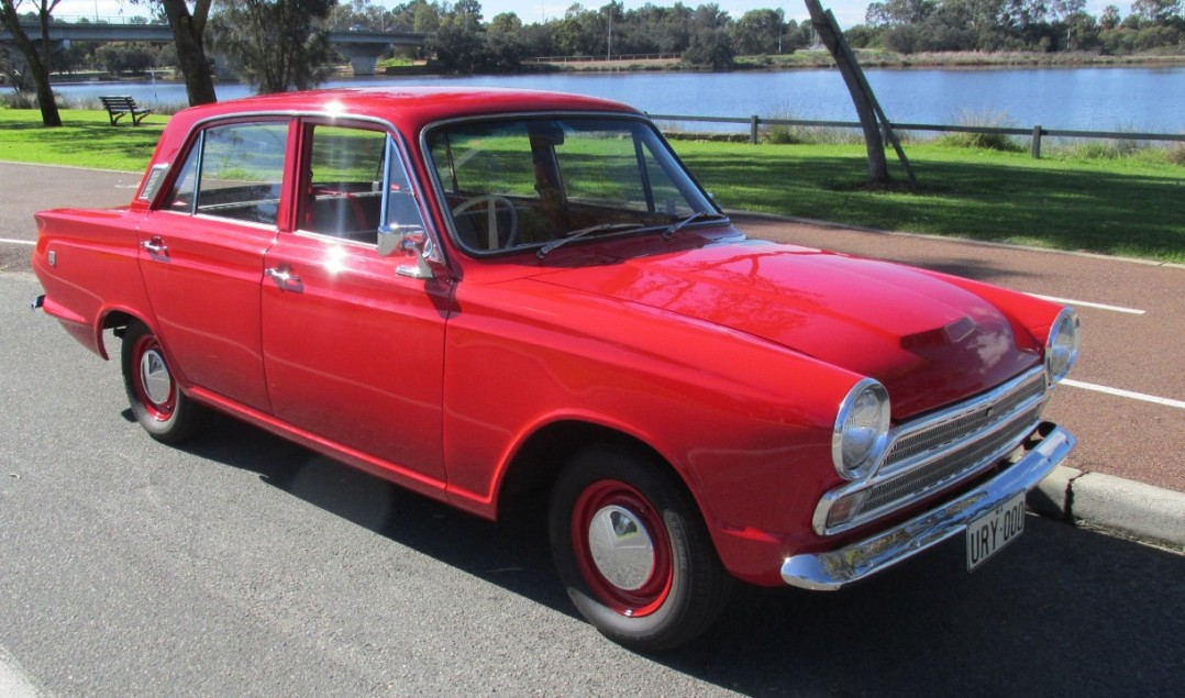 1966 Ford Mk1 Cortina 440