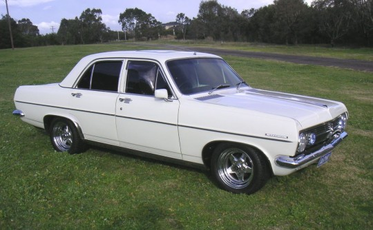 1967 Holden HR