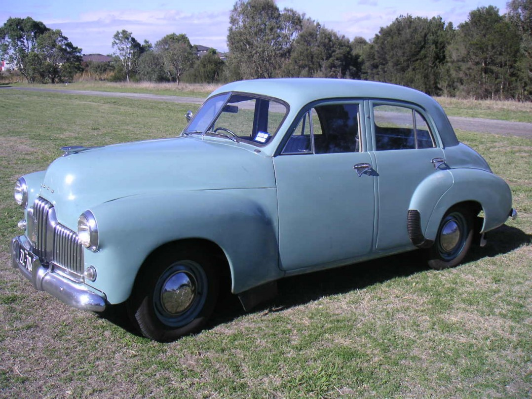 1952 Holden 48/215 (FX)