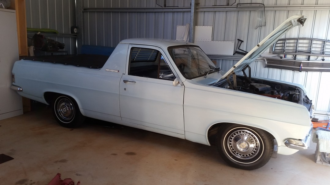 1966 Holden HR