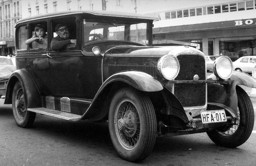 1928 Studebaker GB Regal Commander