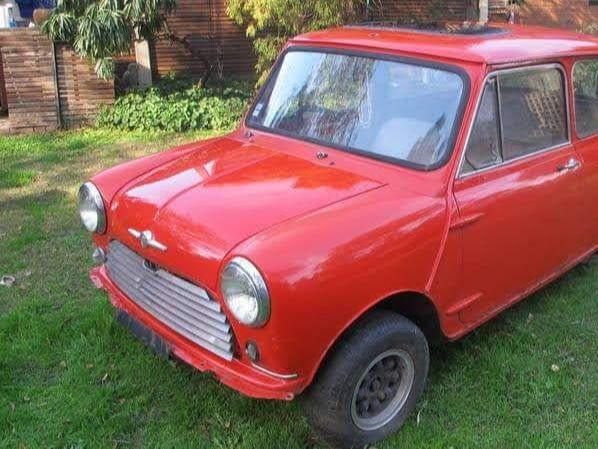 1970 Morris MINI K 1000