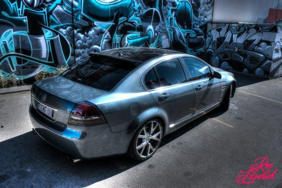 2006 Holden CALAIS V
