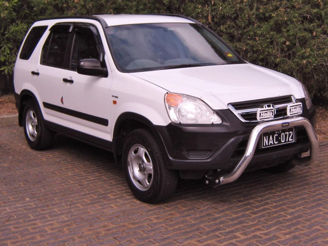 2002 Honda CRV (4x4)