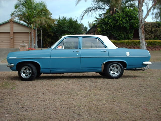 1966 Holden HR Special