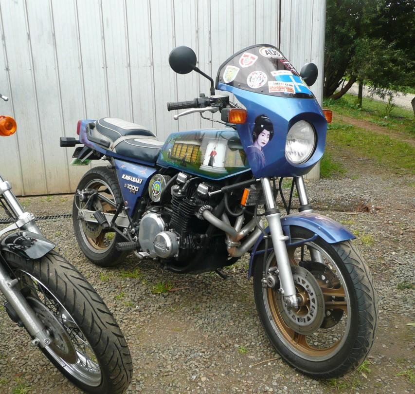 1978 Kawasaki Z1Rtc