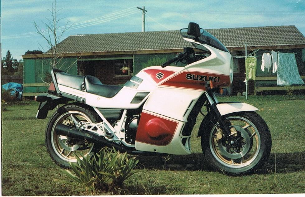 1984 Suzuki GX1130EFE