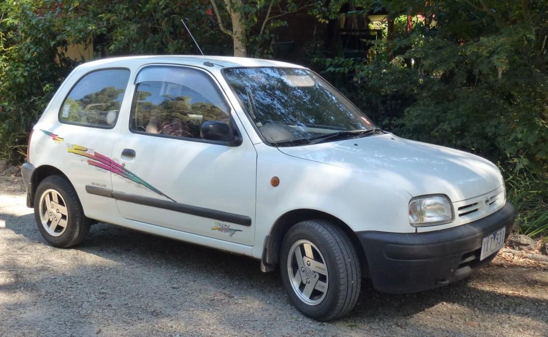 1995 Nissan Micra LX