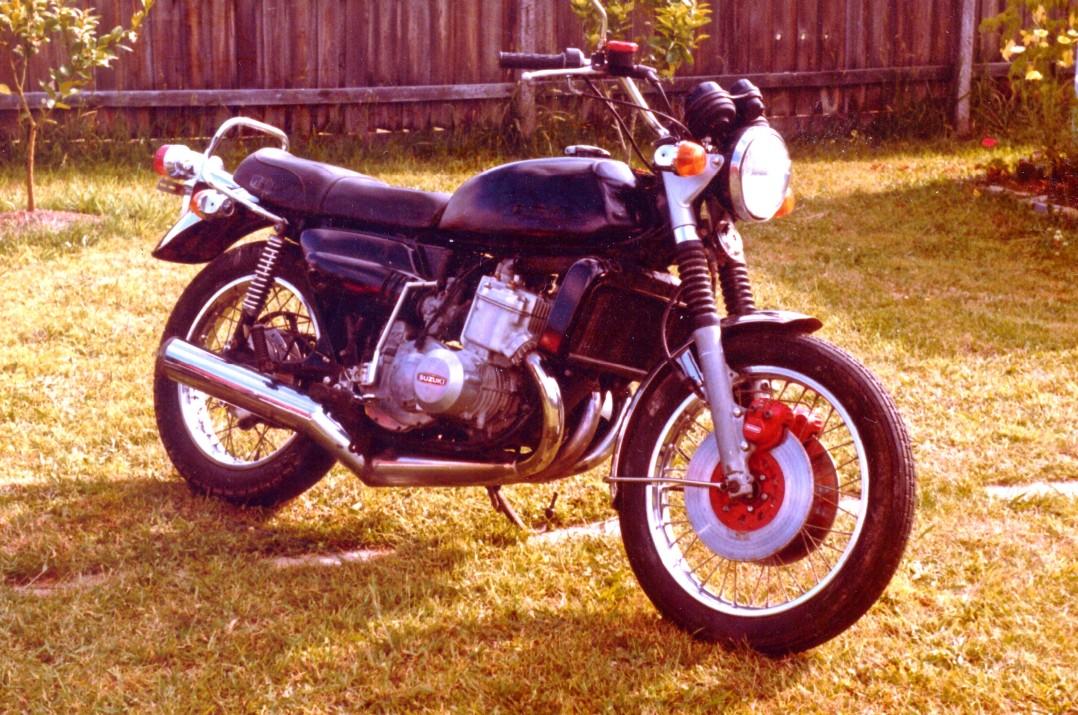 1973 Suzuki GT 750