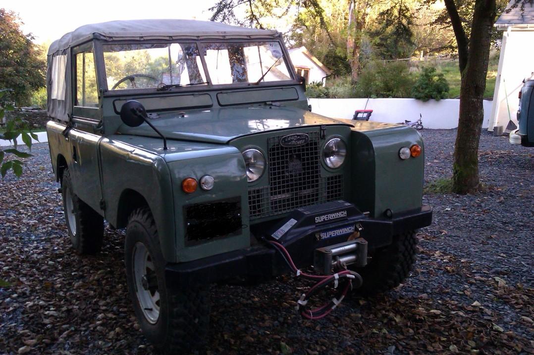 1965 Land Rover (4x4) SWB