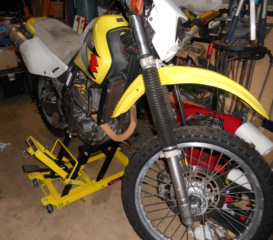 2003 Suzuki DR650SE DR650SE