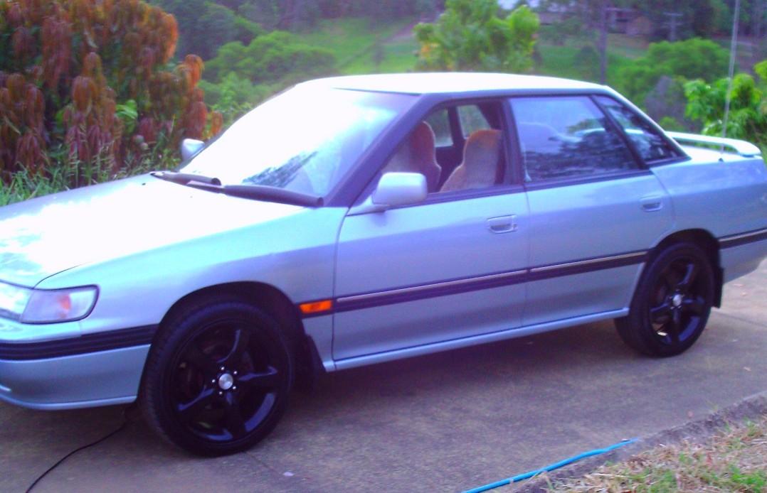 1991 Subaru LIBERTY BC EJ22