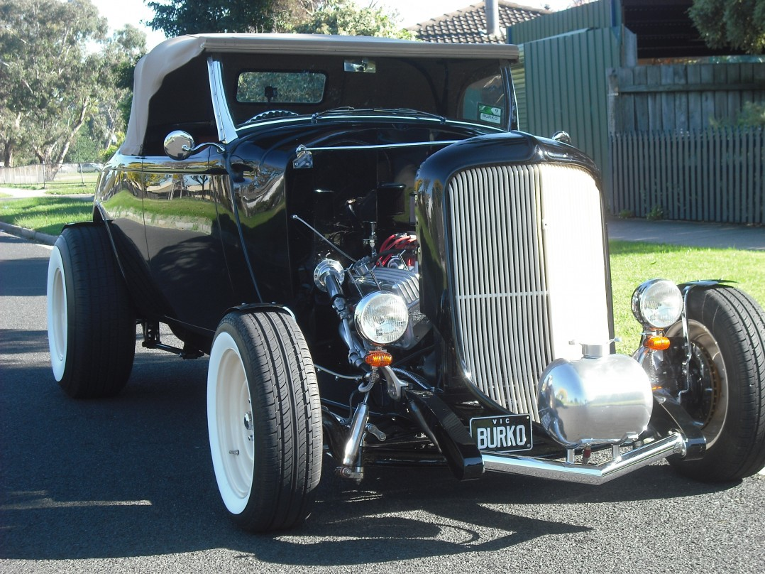 1934 Plymouth Roadster