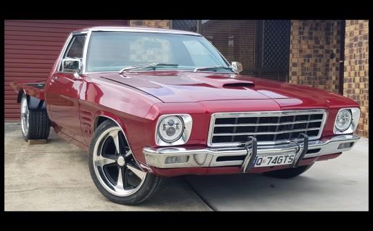 1971 Holden HQ One Tonner