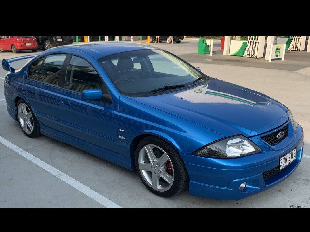 2001 Ford TS50