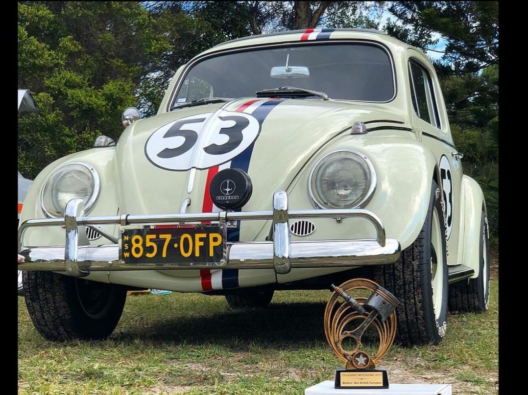 1963 Volkswagen Beetle - Herbie