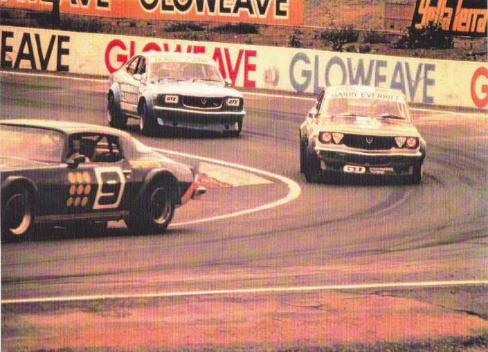 1974 Dads Mazda RX3 Group C Touring car
